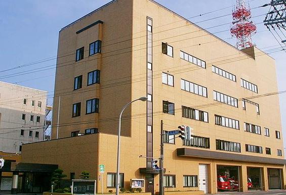 函館市消防本部庁舎 平成22年9月・12月設置
